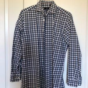 Hugo Boss Men's Ling-sleeve Shirt